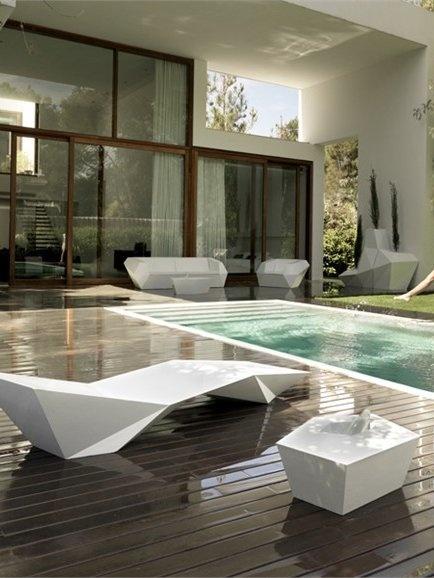 Vondom FAZ Lounge, Indoor  Outdoor Lifestyle Möbel! Living Rooms