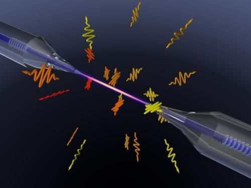 Heat radiation of smallest objects: Theories beyond Planck's law describe this emission very accurately.