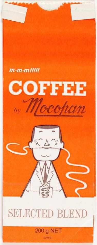 Koffie-verpakking