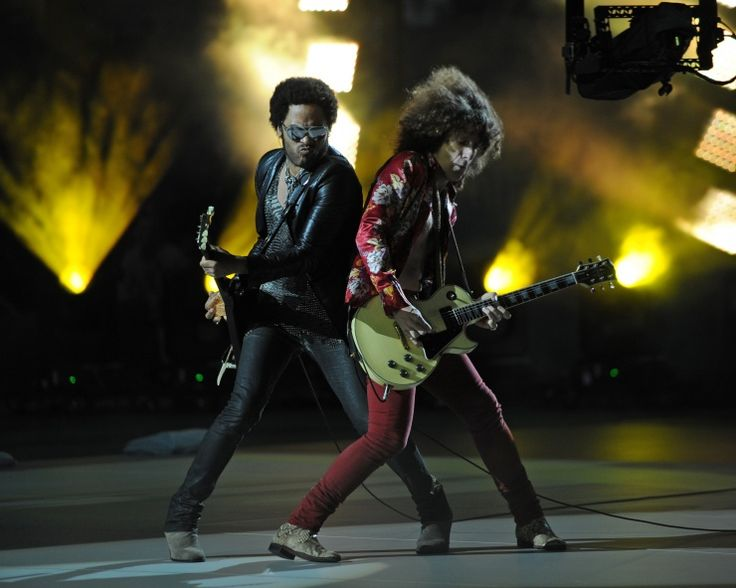 Lenny Kravitz And Craig Ross | GRAMMY.comMusic Music, Unsung Music, Music Heroes