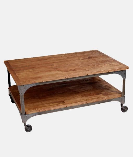 Harrison Industrial Coffee Table: 17 Best Ideas About Coffee Table With Wheels On Pinterest