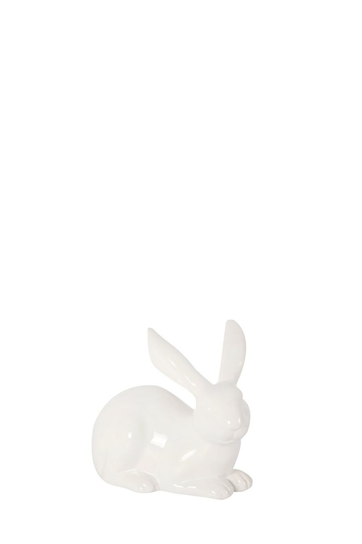 Ceramic Sitting Bunny| Mrphome Online Shopping