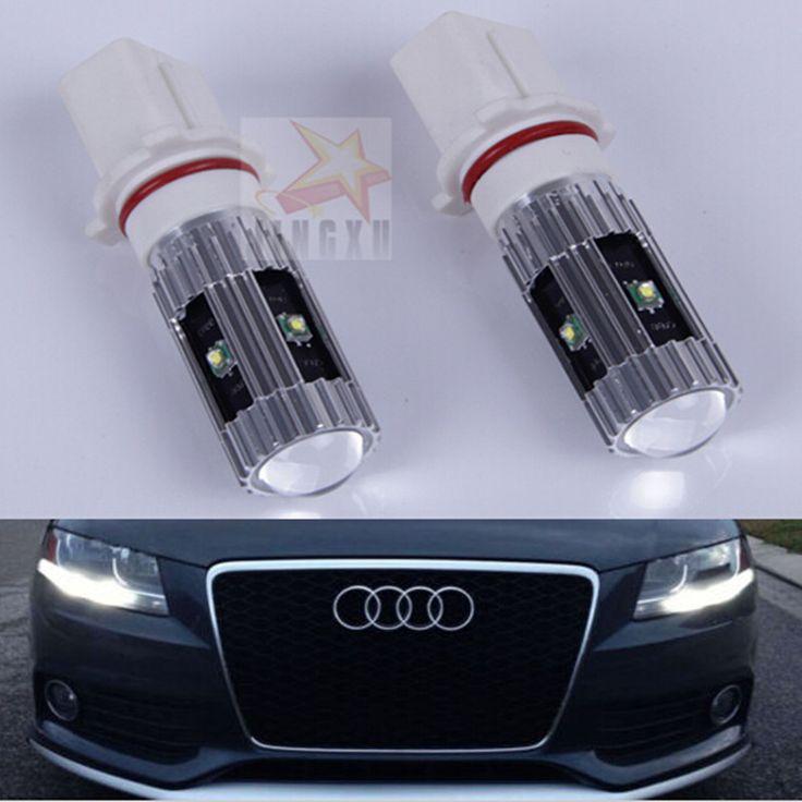 $29.90 (Buy here: https://alitems.com/g/1e8d114494ebda23ff8b16525dc3e8/?i=5&ulp=https%3A%2F%2Fwww.aliexpress.com%2Fitem%2F2x-Xenon-White-6000K-P13W-Genuine-CREE-LED-Bulbs-For-Audi-A4-Q5-Daytime-Running-Lights%2F2034744785.html ) 2x Xenon White  6000K    P13W   Genuine CREE Chips  LED Bulbs For Audi A4 Q5 Daytime Running Lights DRL for just $29.90