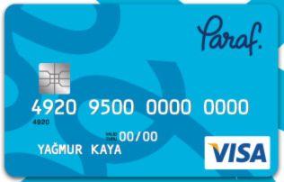 HalkBank Paraf Kart Kredi Kartı Başvurusu - http://www.kredivekarti.com/halkbank-paraf/ #paraf #kredikarti #halkbank