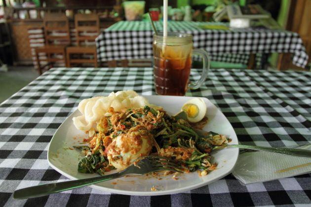 Gado Gado_ One of my favorite Indonesian dishes