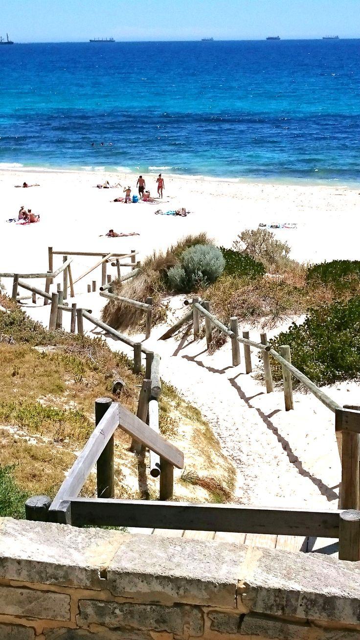 Cottesloe Beach.