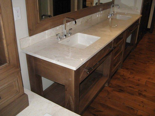13 best Salvaged and Reclaimed Live Edge: VANITIES images on ...