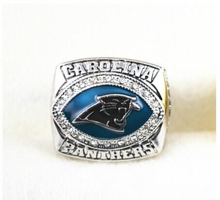 2003 Carolina Panthers NFC Super bowl XXXVIII World Championship Ring as gift size 11