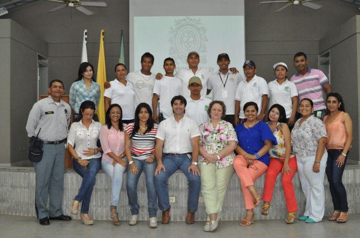 Hacer parte de este gran programa me ha permitido crecer como profesional, como persona y como mujer comprometida con el desarrollo de la Región del Bajo Cauca