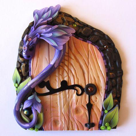 Clayworks by Kim Detmers: Dragon Mode....