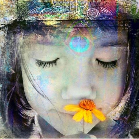 .: Little Girls, Third Eye, Skin Care, Uplifting Quotes, Flowers Children, Innerchild, Human Natural, Child Portraits, Inner Child