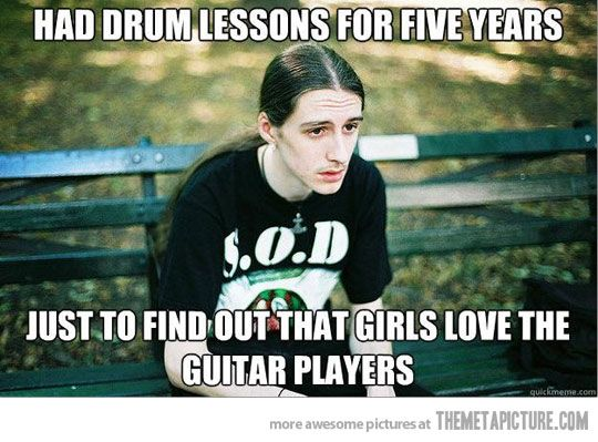 4079801593639ee2e7c9cb1b5496ee11 black metal heavy metal 41 best drummen images on pinterest drummers, drums and drum sets