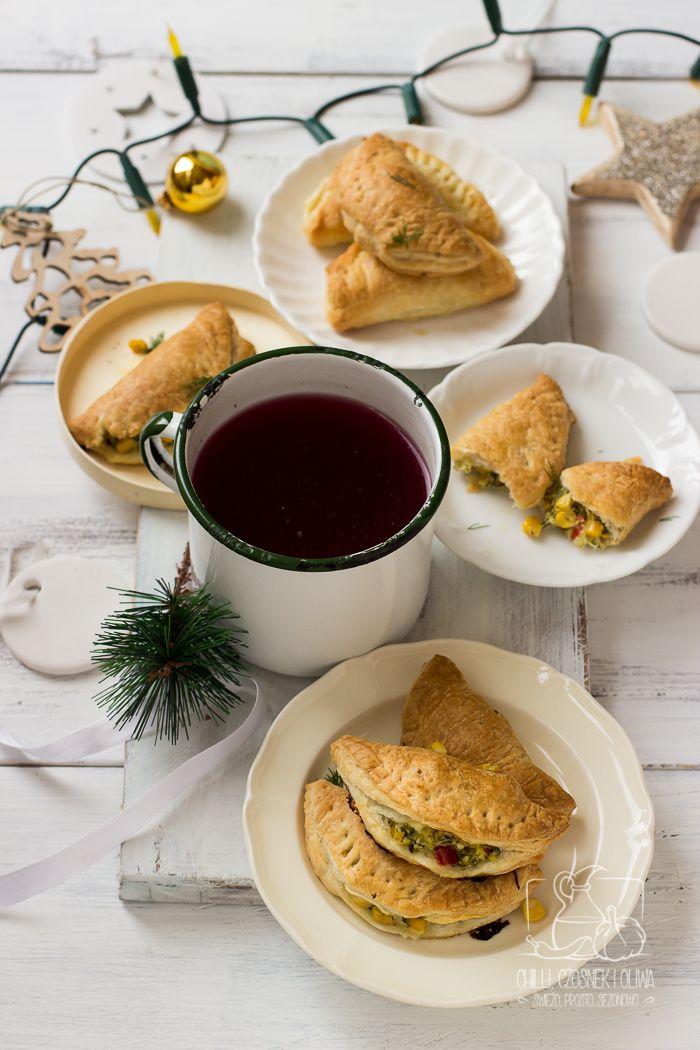 Chilli Czosnek I Oliwa Blog Kulinarny Szybkie Pierozki Z Ciasta Francuskiego I Konkurs Z Bonduelle Food Vegetable Dishes Dishes