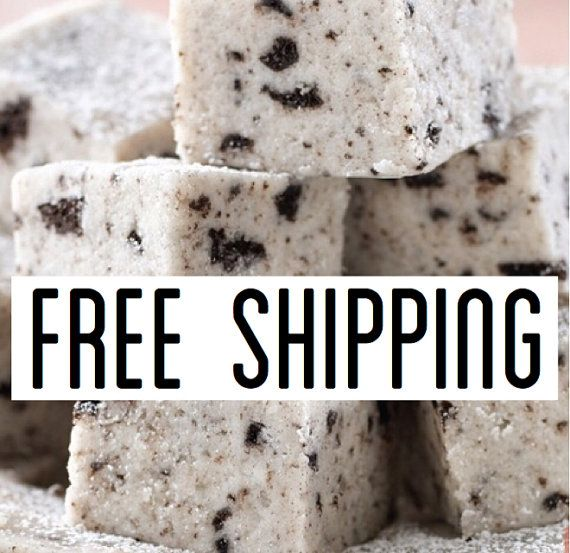 Free Shipping Cookies and Cream Fudge Creamy by SweetKicksCandies Fudge, Cotton Candy, Homemade Candy, Candy Gift, Marshmallow Crème, Candy, Chocolate, Christmas, holidays, celebration, Birthday, Celebrate.