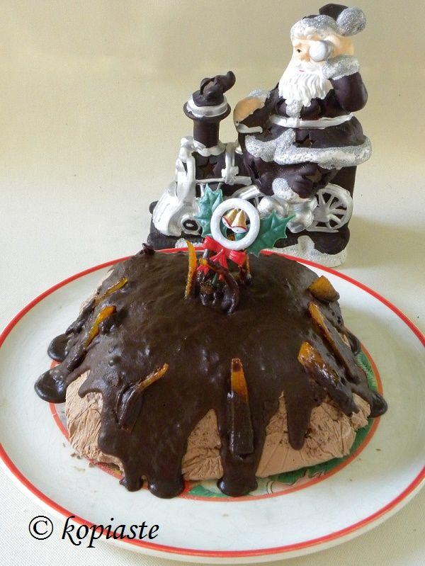 Leftover Christmas cookies or cake? Here's an idea to make good use of them.  #leftovers Σας περίσσεψαν κουραμπιέδες, μελομακάρονα ή Χριστουγεννιάτικο Κέικ και βαρεθήκατε να τρώτε τα ίδια και ίδια. Να μια ιδέα να τα αξιοποιήσετε.   http://www.kopiaste.info/?p=5859 #περισσεύματα