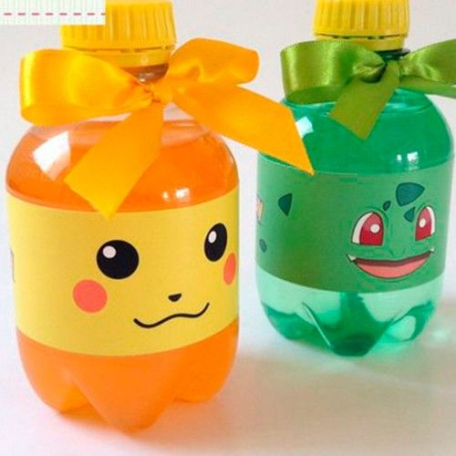 Mascaras foami pokemon