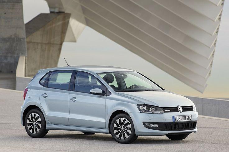 #VW Polo TDI BlueMotion