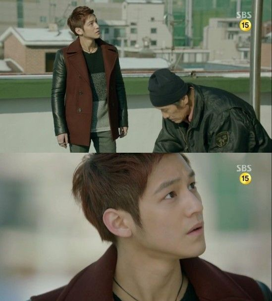 Park Jin Sung in 'That Winter The Wind Blows' Episode 3: Neat Fashion Style