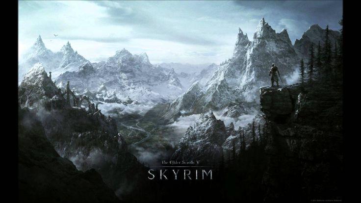 TES V Skyrim Soundtrack - Dragonborn (Theme) (+playlist)