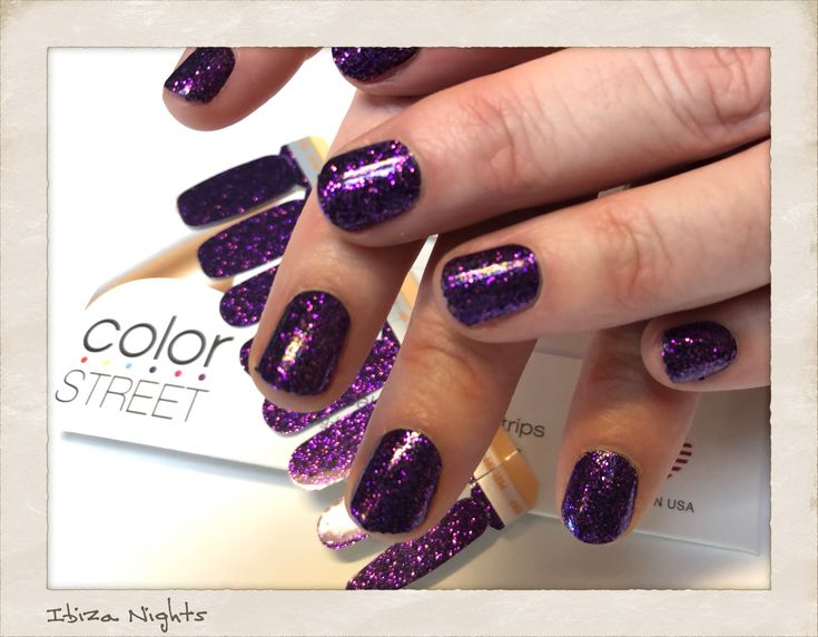 Ibiza Nights from Color Street Nail Strips! This is a ...