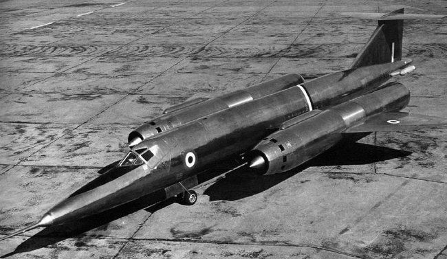 The Bristol 188 was built to fulfil requirement ER.134. This was intended to support a very high-speed bomber, the Avro 730. When the 730 was cancelled in 1957, work on the 188 continued.