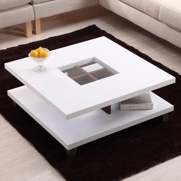 Hokku Designs Bella Coffee Table Furniture Various Pinterest