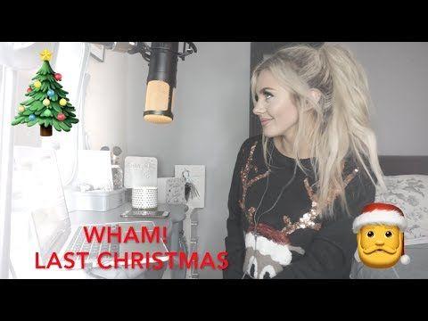 Letras: Samantha Harvey - Wham! - Last Christmas   Cover