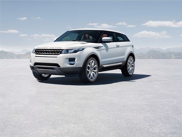 Blog do Carro: Range Rover Evoque a partir de R$ 164.900