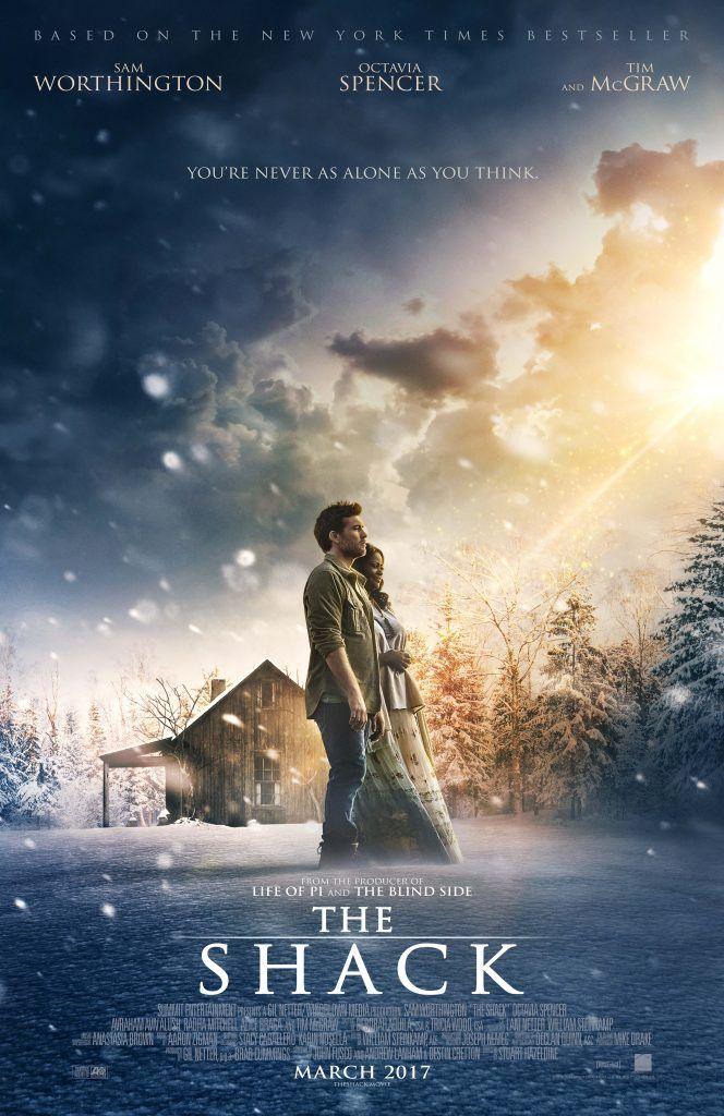 Sam Worthington, Octavia Spencer + Tim McGraw Star in 'The Shack' in Theaters, March 3rd
