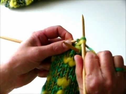 How To Thrum Socks - my favourite method and a thorough instructional