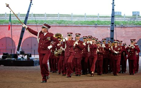 Have a wonderful experience in Hamina Tattoo Millitary Music Festival