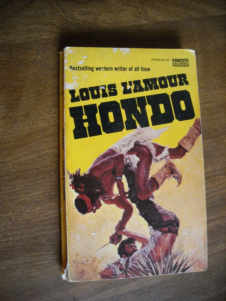 Hondo by Louis Lu0027Amour 1953 299