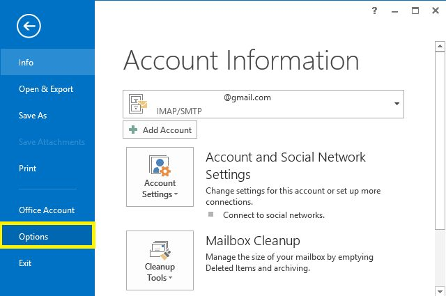 how to download all emails from outlook 2016