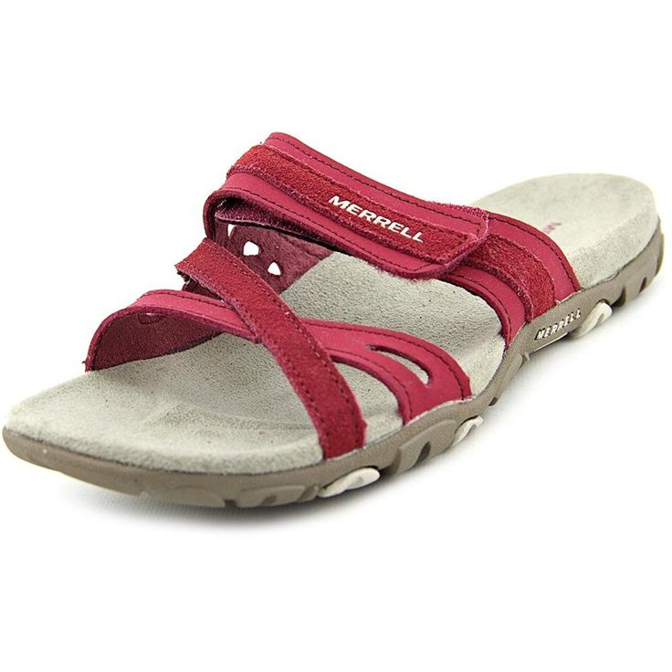Merrell Women's Sandspur Slide Sandals ** Can't believe it's available, see it now : Women's Flats Sandals