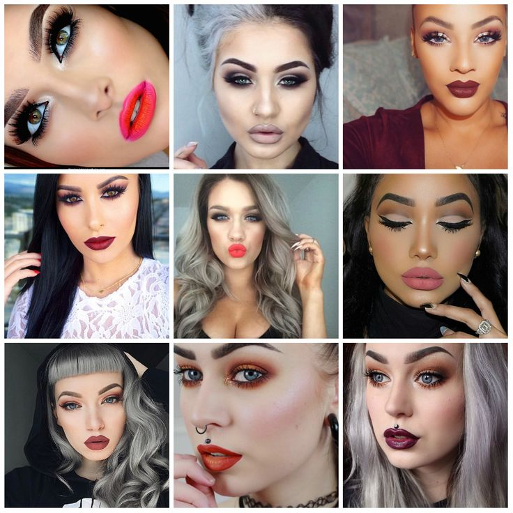 17 Best Images About FASHION MAKEUP HAIR BEAUTY TRENDS