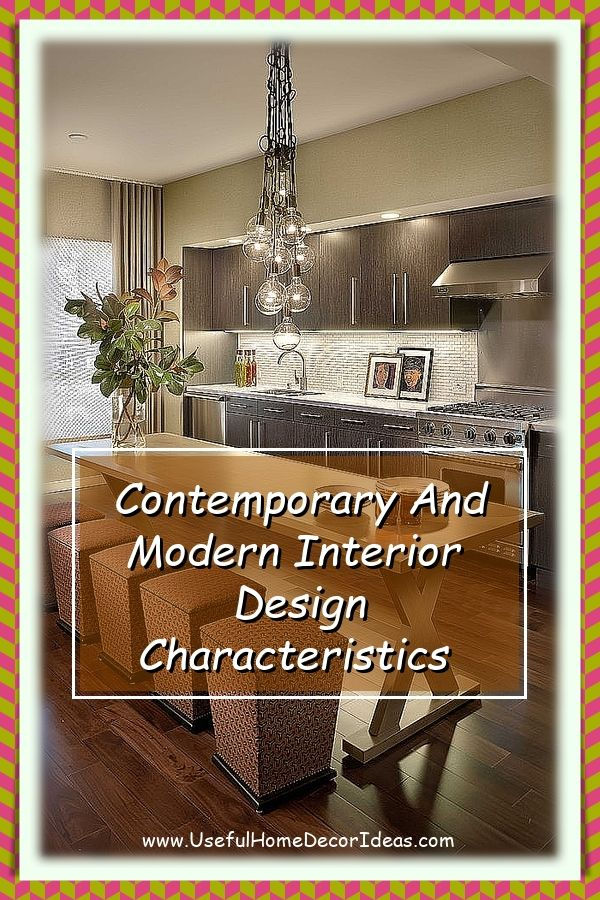 An Introduction To Contemporary Interior Design Contemporary Interior Design Modern Interior Design Design