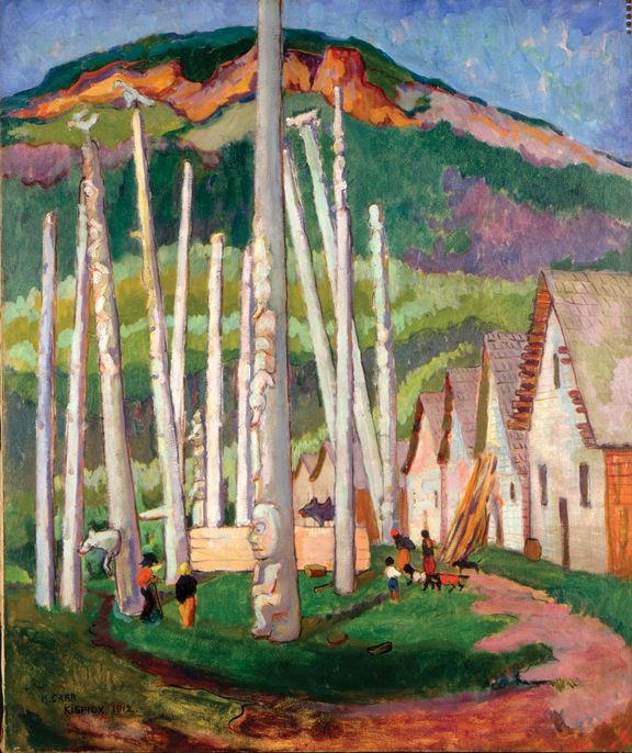 The amazing Emily Carr
