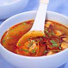 Een heerlijk recept: Nigella Lawson: Thaise hete zure soep