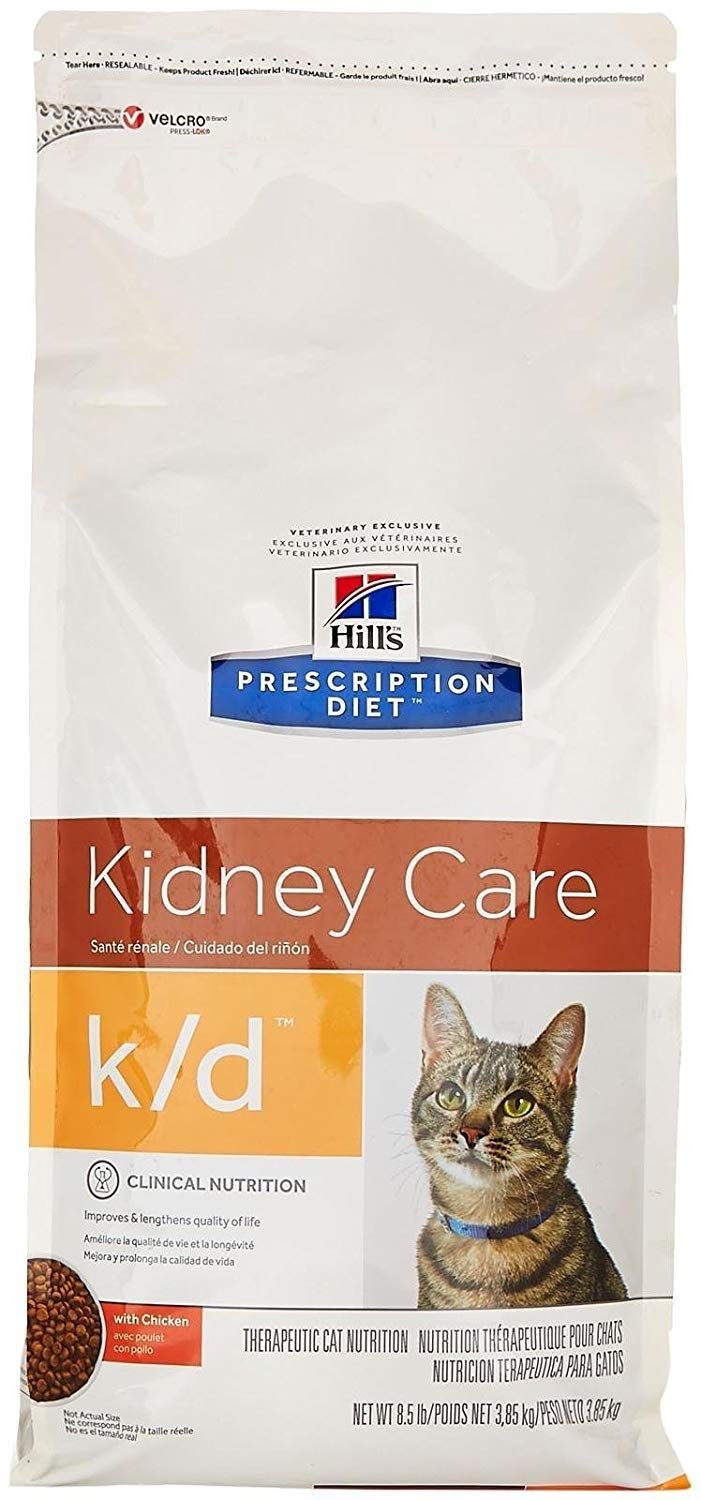 Hill S Prescription T K D Renal Health Dry Cat Food 8 5 Lbs You Can Find Out More Details At The Link Of Image This Is An Affiliate