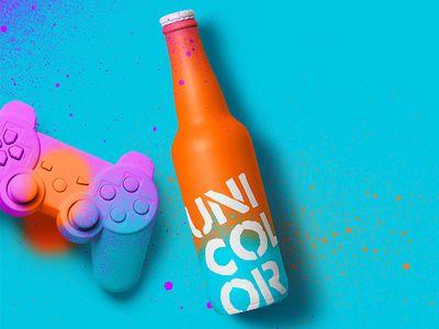 Unicolor Mockup Pack
