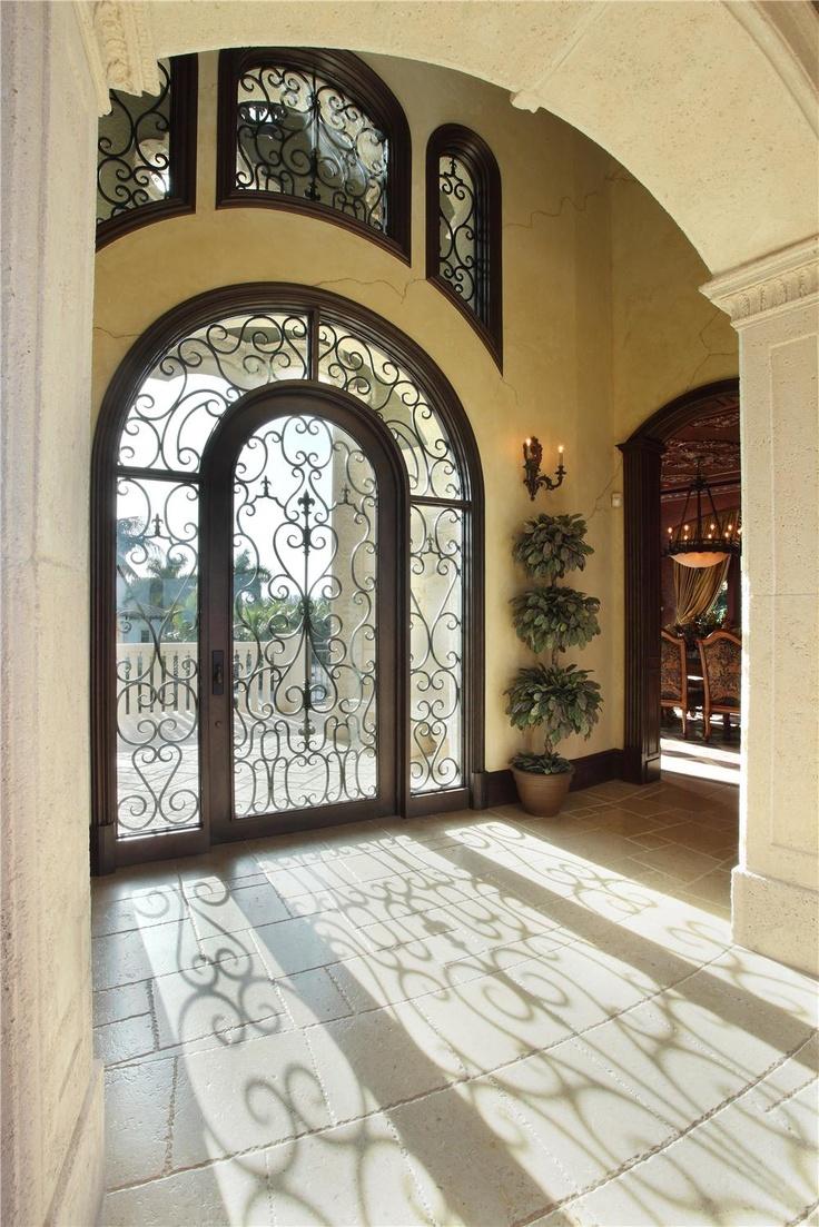 Doors Design: 165 Best Mediterranean Doors Images On Pinterest