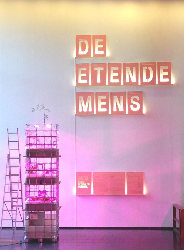 Designhuis, tentoonstelling 'De etende mens'