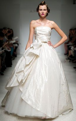 Arden, Amsale Bridal, Wedding Dress