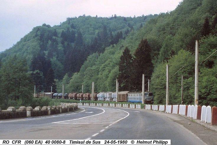 Timisul de Sus - 1980