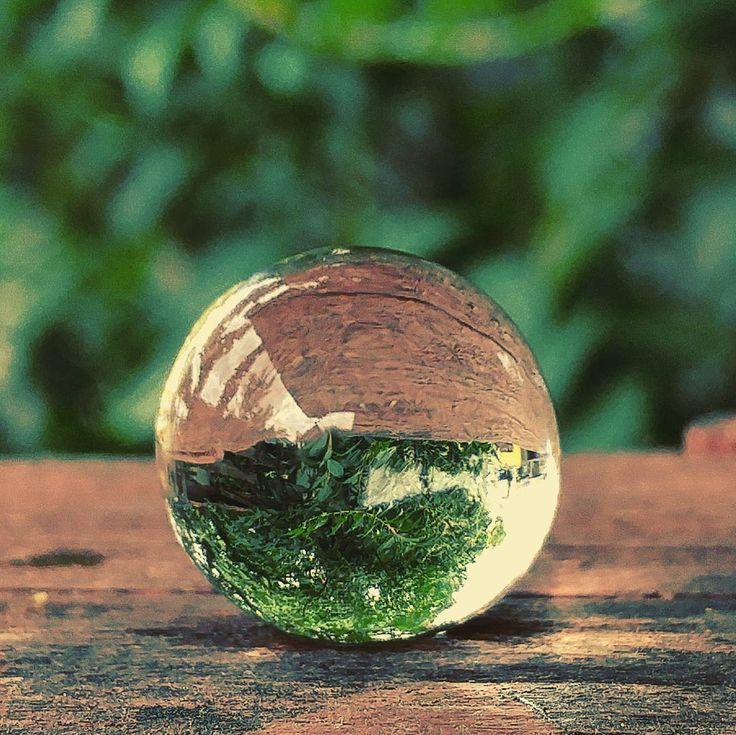 My crystal ball Photo: Diana Topan #fortuneteller #crystalball #future