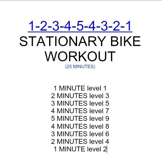 21f880fcc3ca9bf656f3eaf5a1943d5c.jpg 534×512 pixels (College Workout Plan) #cardiobikingworkout