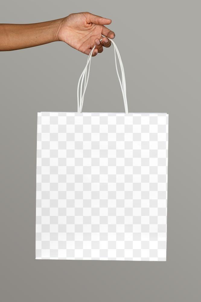 Black Woman Holding A White Paper Bag Mockup Design Element Free Image By Rawpixel Com Jira Bag Mockup Paper Bag Design Mockup Design