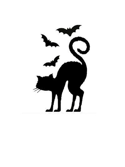 The Cat and the Bat Art Print