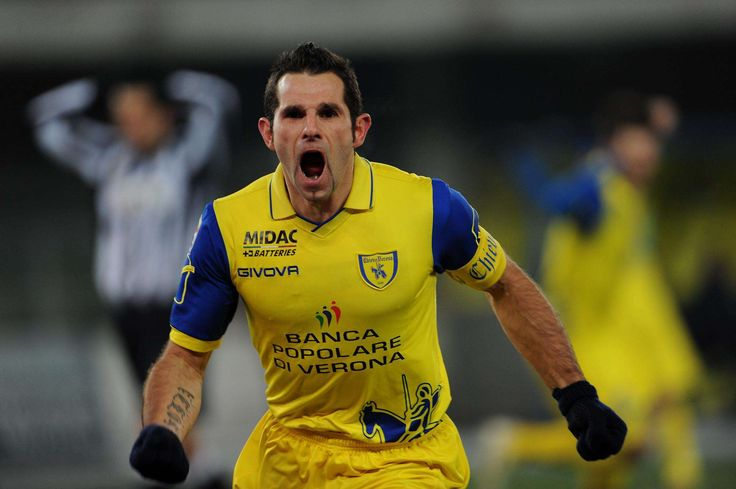 @Chievo Sergio Pellissier #9ine
