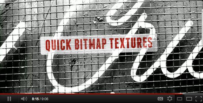 Quick Bitmap Textures